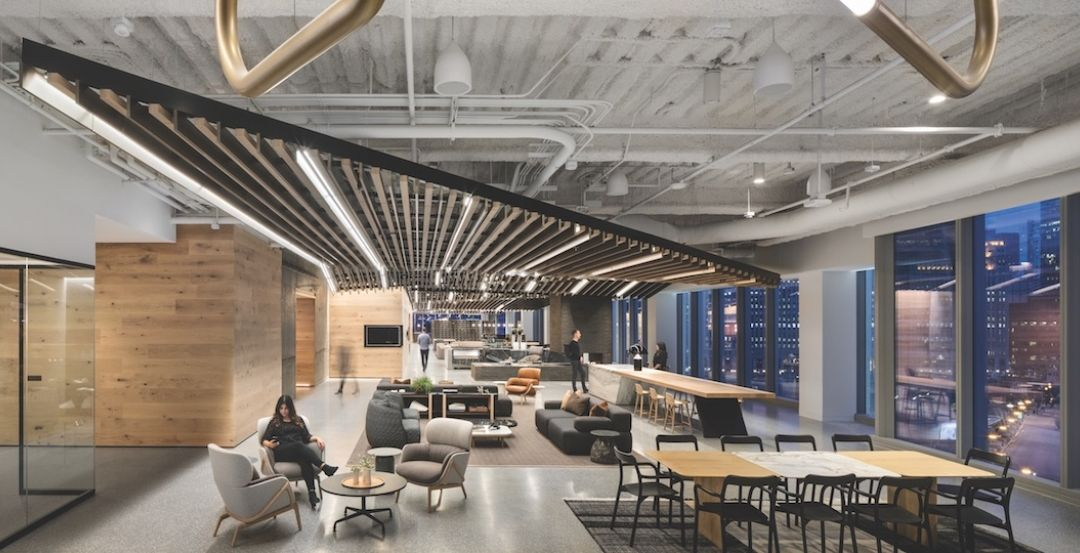 A Healthier Perspective Office Developers Bet On Wellness