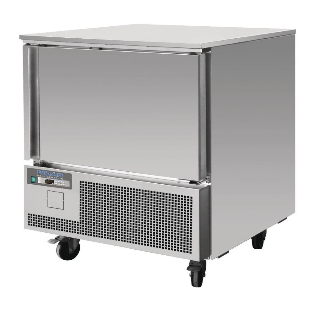 Polar U Series Blast Chiller 12 8kg In 2020 Commercial Catering