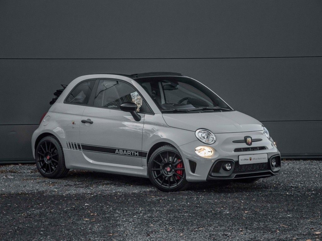 fiat abarth 595c competizione 2016 n a garage. Black Bedroom Furniture Sets. Home Design Ideas