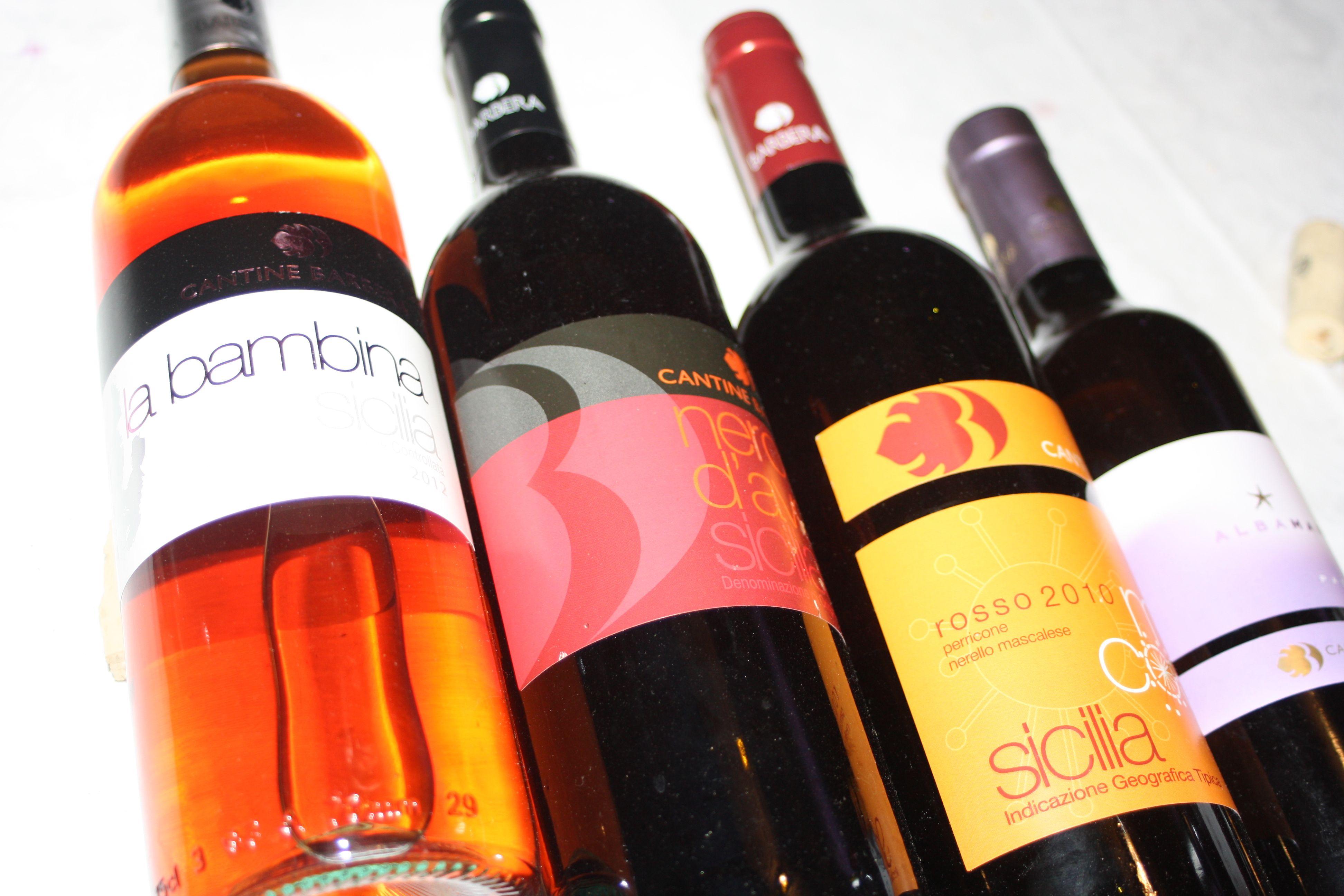Marilena Barbera Wines Vino