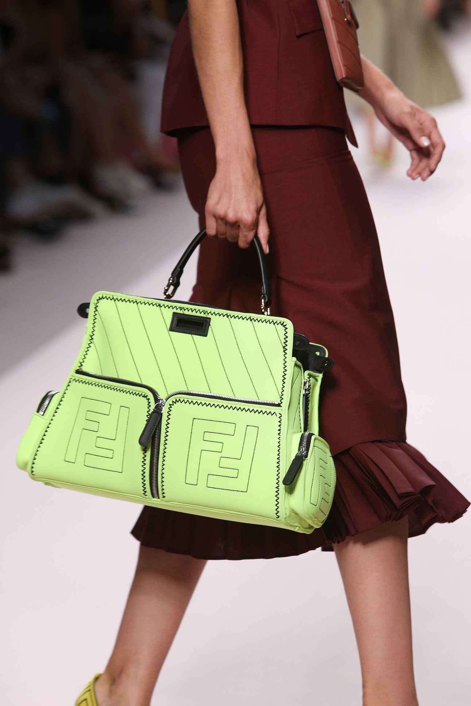 bec0777c1252 Fendi Women s Spring Summer 2019 Fashion Show