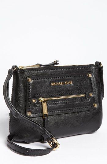 michael michael kors gilmore crossbody bag available at nordstrom rh pinterest com