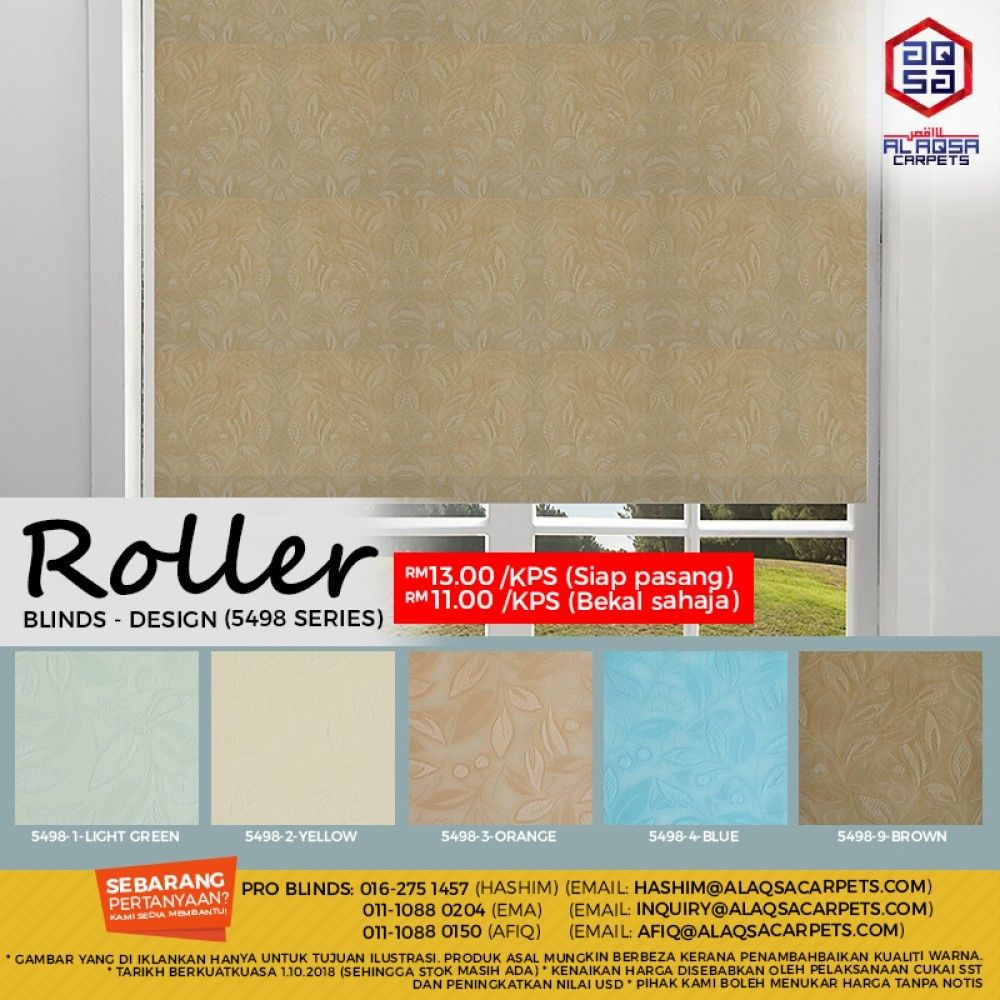 Save Your Money Today By Great We Save You Save Sale For Rollerblinds Quality Blinds Supplier In Malaysia Moder Roller Blinds Blinds Waterproof Roller Blinds
