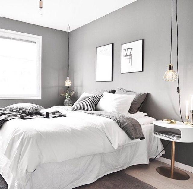 nachttischchen r o o m schlafzimmer schlafzimmer ideen und graues schlafzimmer. Black Bedroom Furniture Sets. Home Design Ideas
