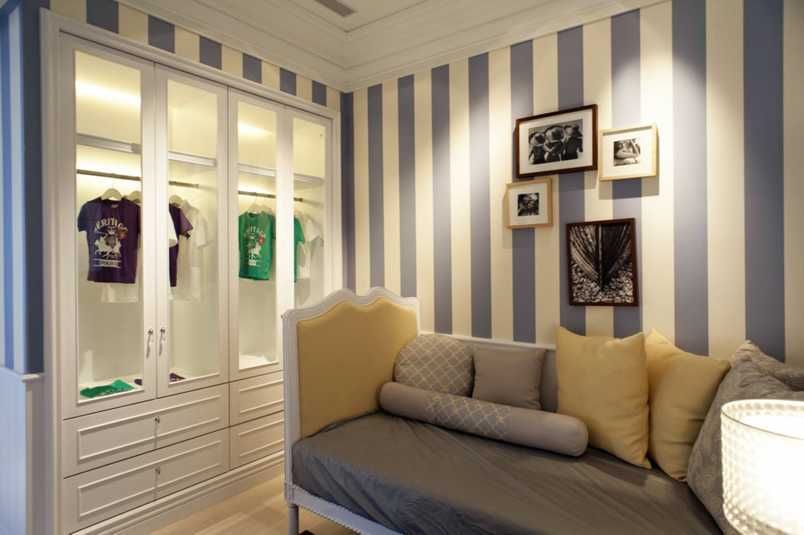 Taiwan penthouse condo decor dressing room food and travel pinterest dressing room - Food in the bedroom ideas ...