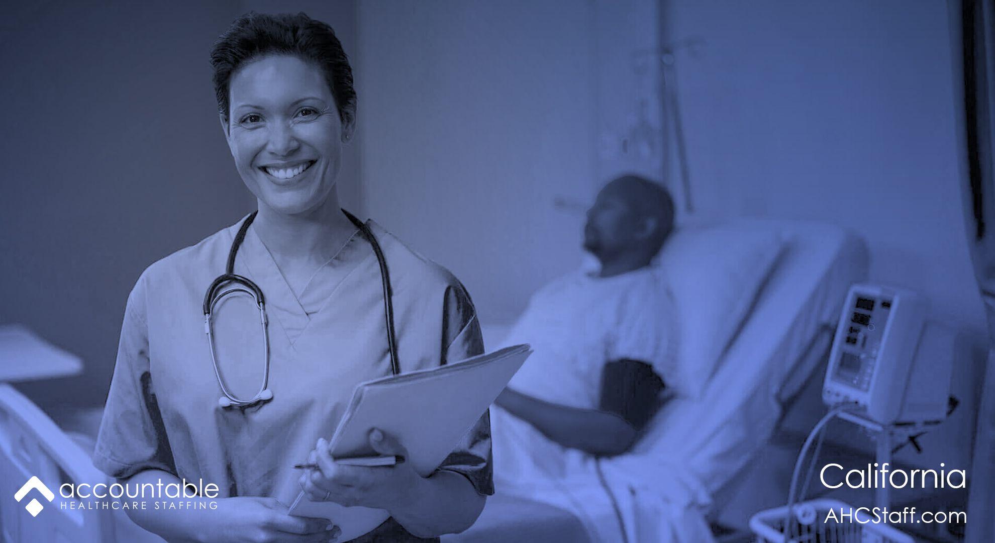 California Nurse jobs Nursing jobs, Travel nursing