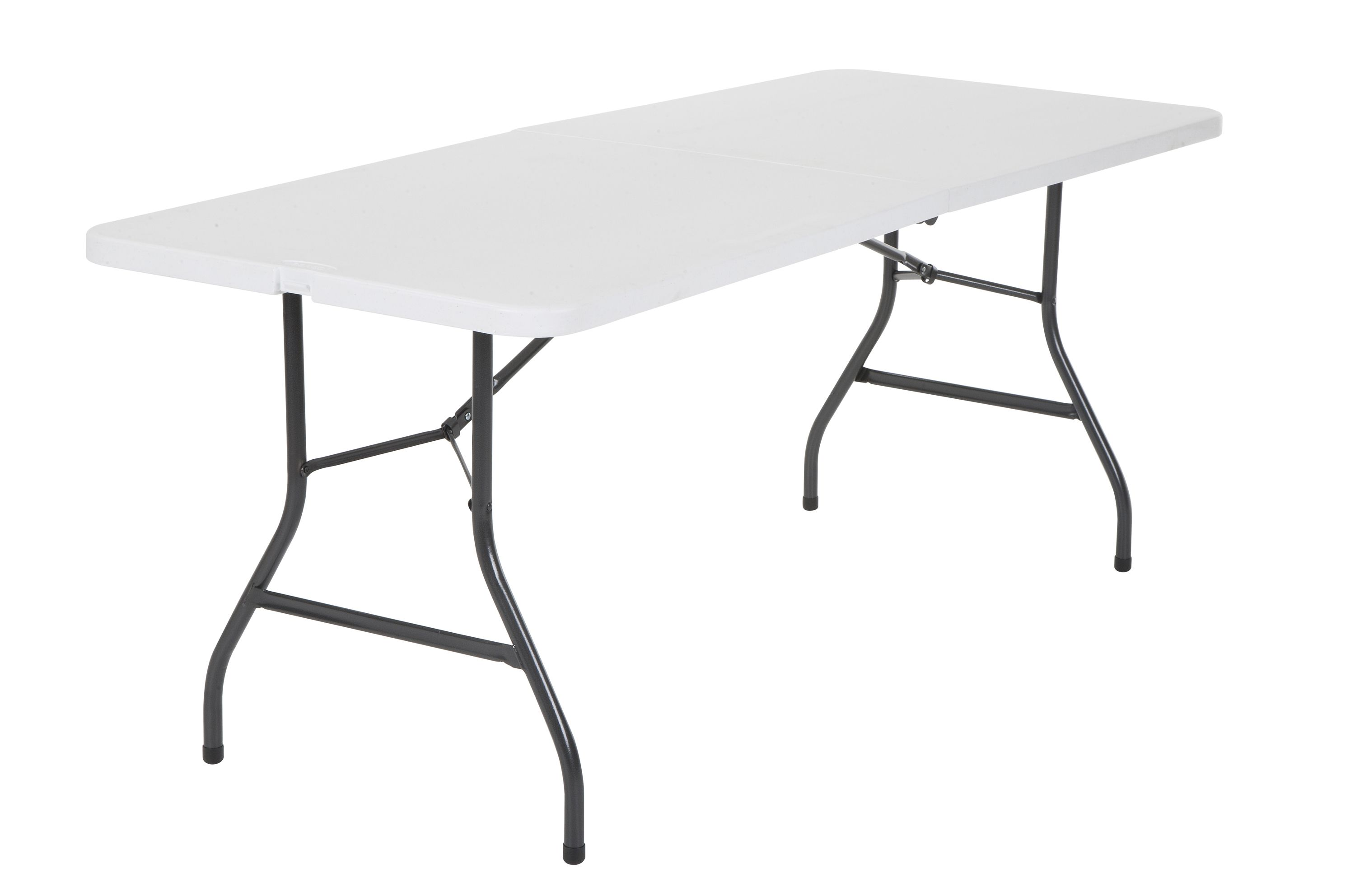 Cosco 6 Centerfold Table Multiple Colors Walmart Com Folding Table Cosco Table