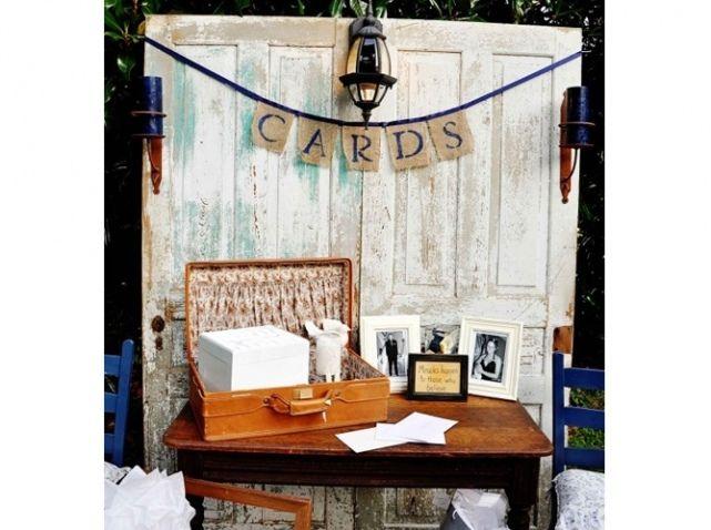 un mariage champ tre en 20 id es d co d co f te diy. Black Bedroom Furniture Sets. Home Design Ideas