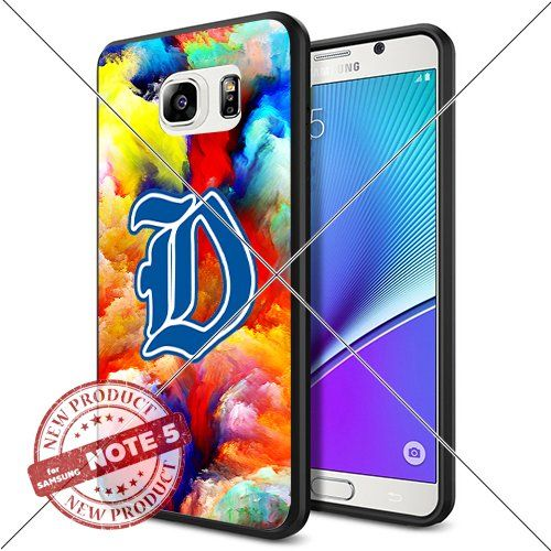 NEW Duke Blue Devils Logo NCAA #1112 Samsung Note5 Black Case Smartphone Case Cover Collector TPU Rubber original by WADE CASE [Colorful] WADE CASE http://www.amazon.com/dp/B017KVLC9O/ref=cm_sw_r_pi_dp_h7Ezwb0TWCRZ6