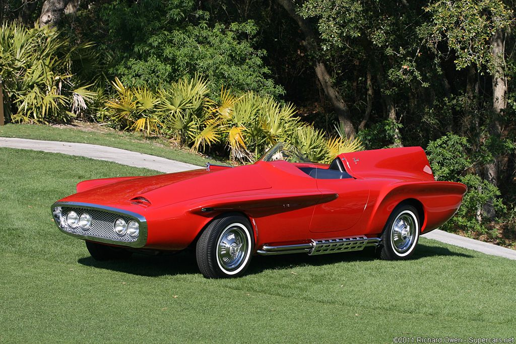 1960 Plymouth Xnr Plymouth Supercars Net Concept Cars