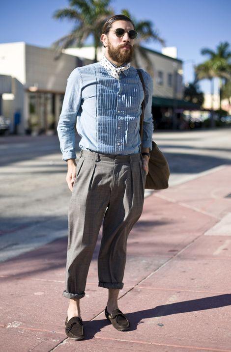 Miami Beach Street Style