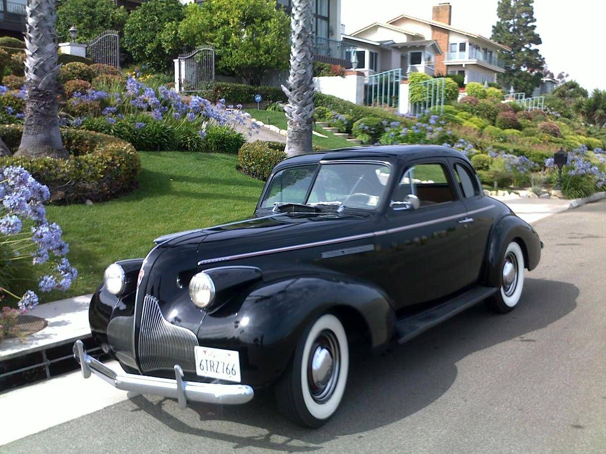 1939 Buick Special 5 Window Opera Coupe for sale | Hemmings Motor ...