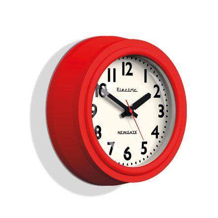Newgate Telectric Wall Clock Newgate Pinterest Wall clocks