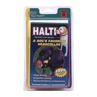 $8.99-$13.39 C Nyl Halti Head Halter Size 0