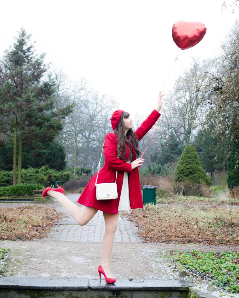 Happy Valentine's Day! Our Happy Hearts Club Look is online, have a look! http://www.belle-melange.com/the-happy-hearts-club/