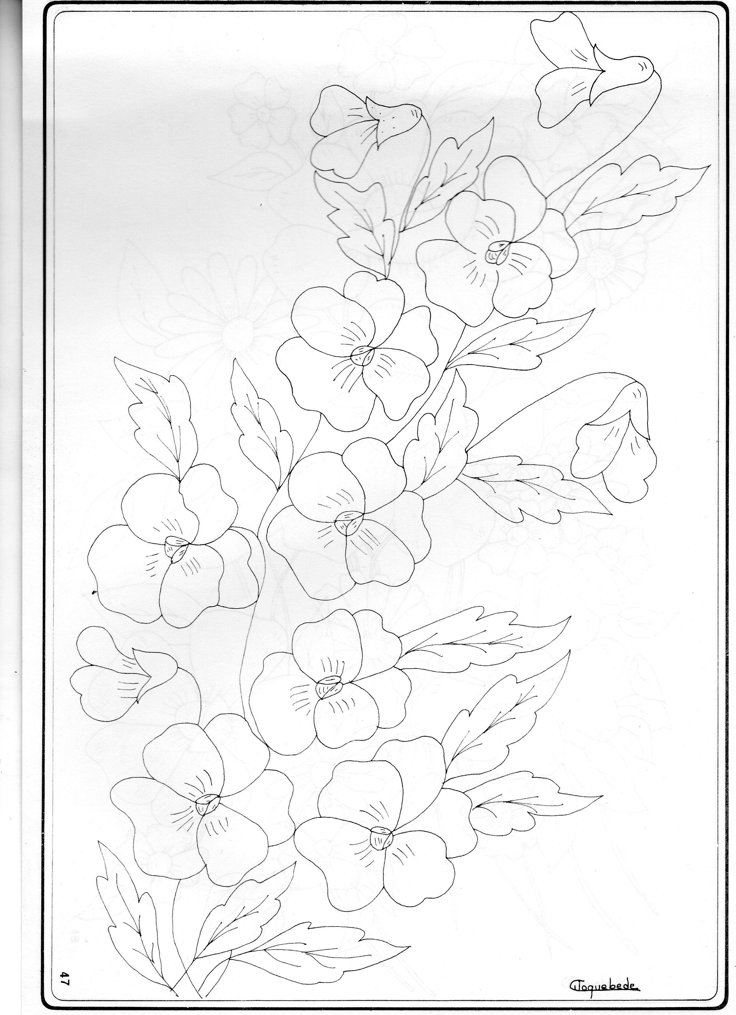 Pin De Alfaquim Em Desenhos Para Pintura Pintura Em Tecido
