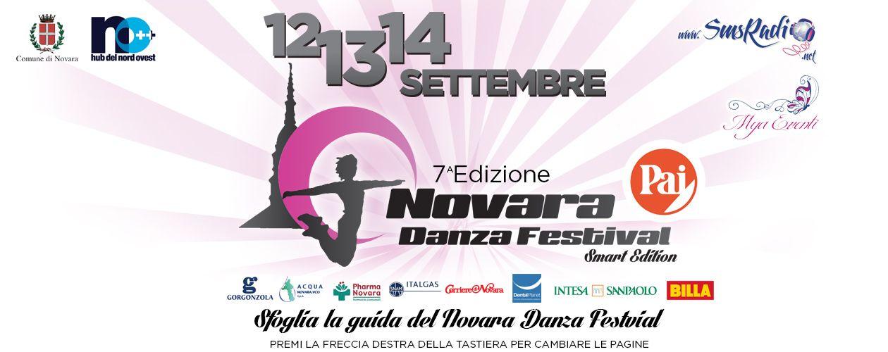 Novara Danza Festival 2014. Il nostro supporto: esposizione commerciale