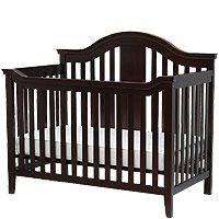 Summer Infant Brayden Lifetime 4 In 1 Crib Dark Cherry Summer Infant Babies R Us Babies R Us Baby Cribs Baby Girl Room