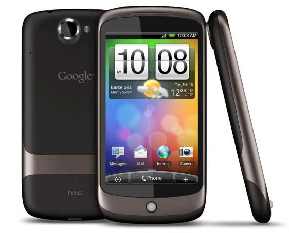 Htc Sense Ported On The First Google Phone Produced By Htc Still A Great Looking Device