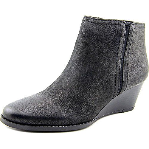 cf6b3df579f0c Franco Sarto Wera Women US 85 Black Ankle Boot   Check out this great  product.