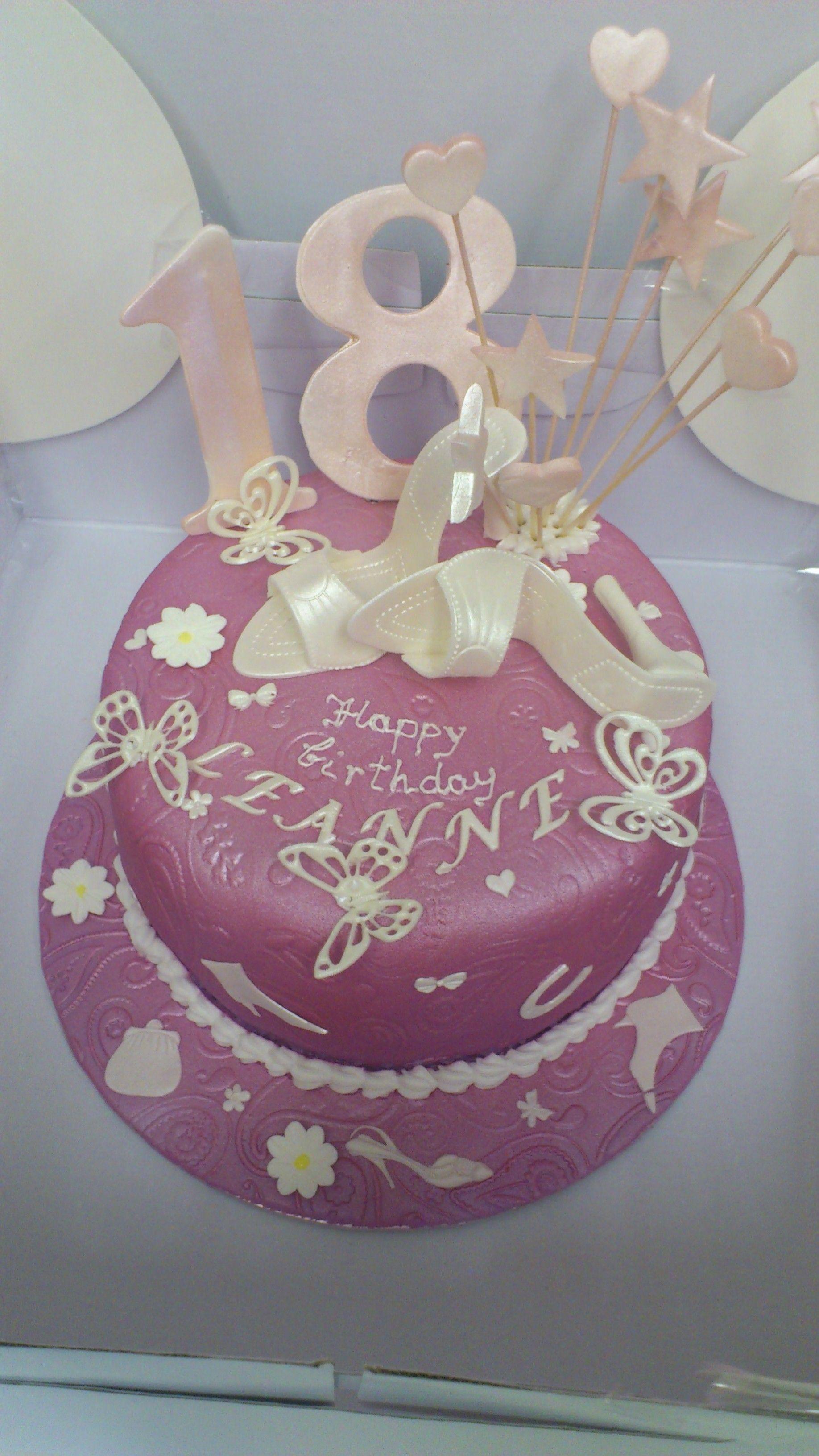 18th birthday cake 18th birthday cake 18th birthday