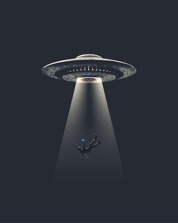 Livestream Your UFO Abduction