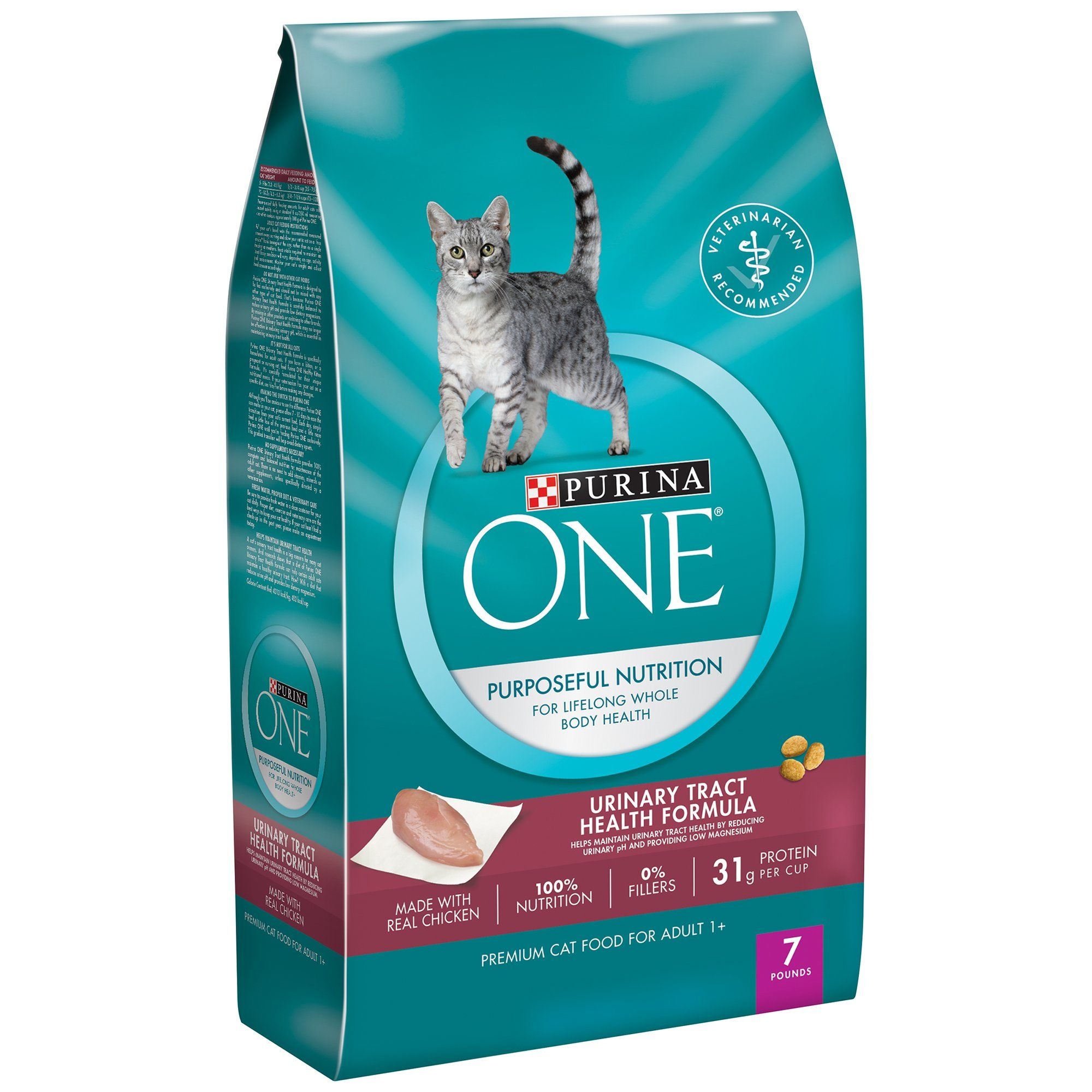 Purina One Special Care Urinary Tract Health Formula Cat Food 7