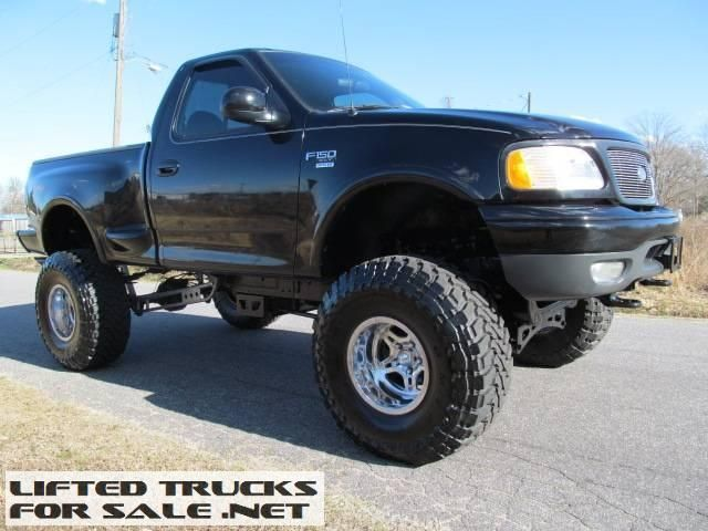 1999 Ford F150 Xlt Lifted Truck Ford F150 Xlt Ford F150 Lifted Truck