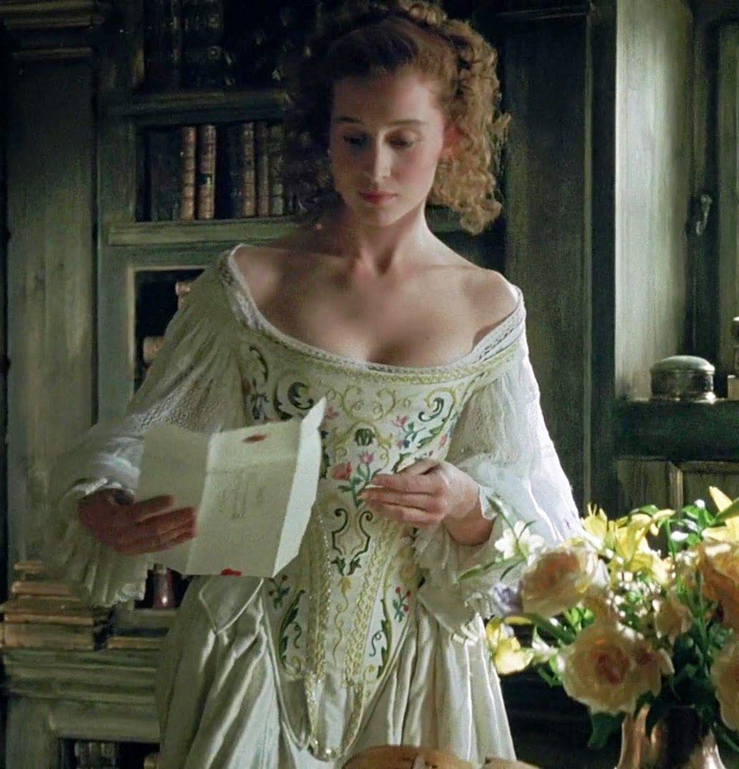 Anne Brochet In Cyrano De Bergerac Jean Paul