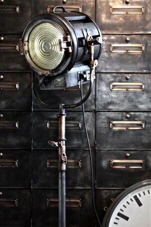 Projecteur Industriel Style Industrielle Pinterest Projecteur