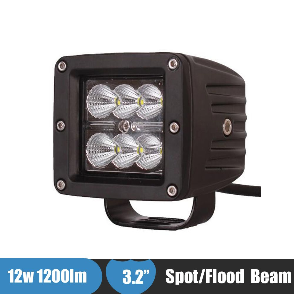 Light up cars check price 12w led offroad work light truck tractor light up cars check price 12w led offroad work light truck tractor car fog light aloadofball Image collections