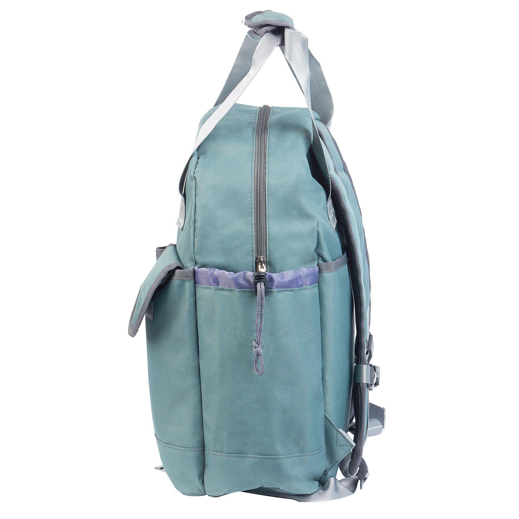 20fc03bf8650 Momslilbaby Designer Baby Backpack Diaper Bag for Girls / Boys Tote ...