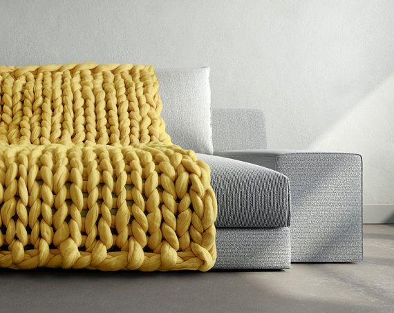 grande punto gro e decke extra weich und extra warm 100 merino wolle sehr angenehm f r. Black Bedroom Furniture Sets. Home Design Ideas