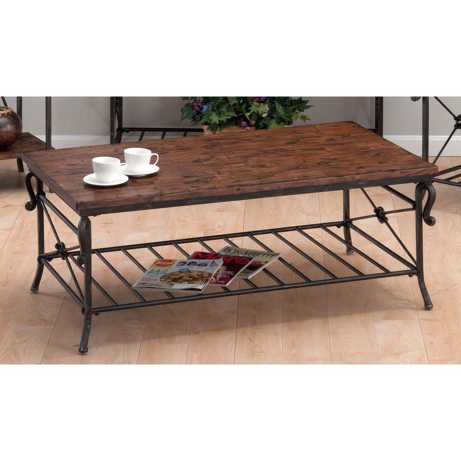 Have To Have It Jofran Rutledge Pine Cocktail Table Rutledge Pine 341 55 Hayneedle Coffee Table Coffee Table Wood Bamboo Coffee Table [ 1600 x 1600 Pixel ]