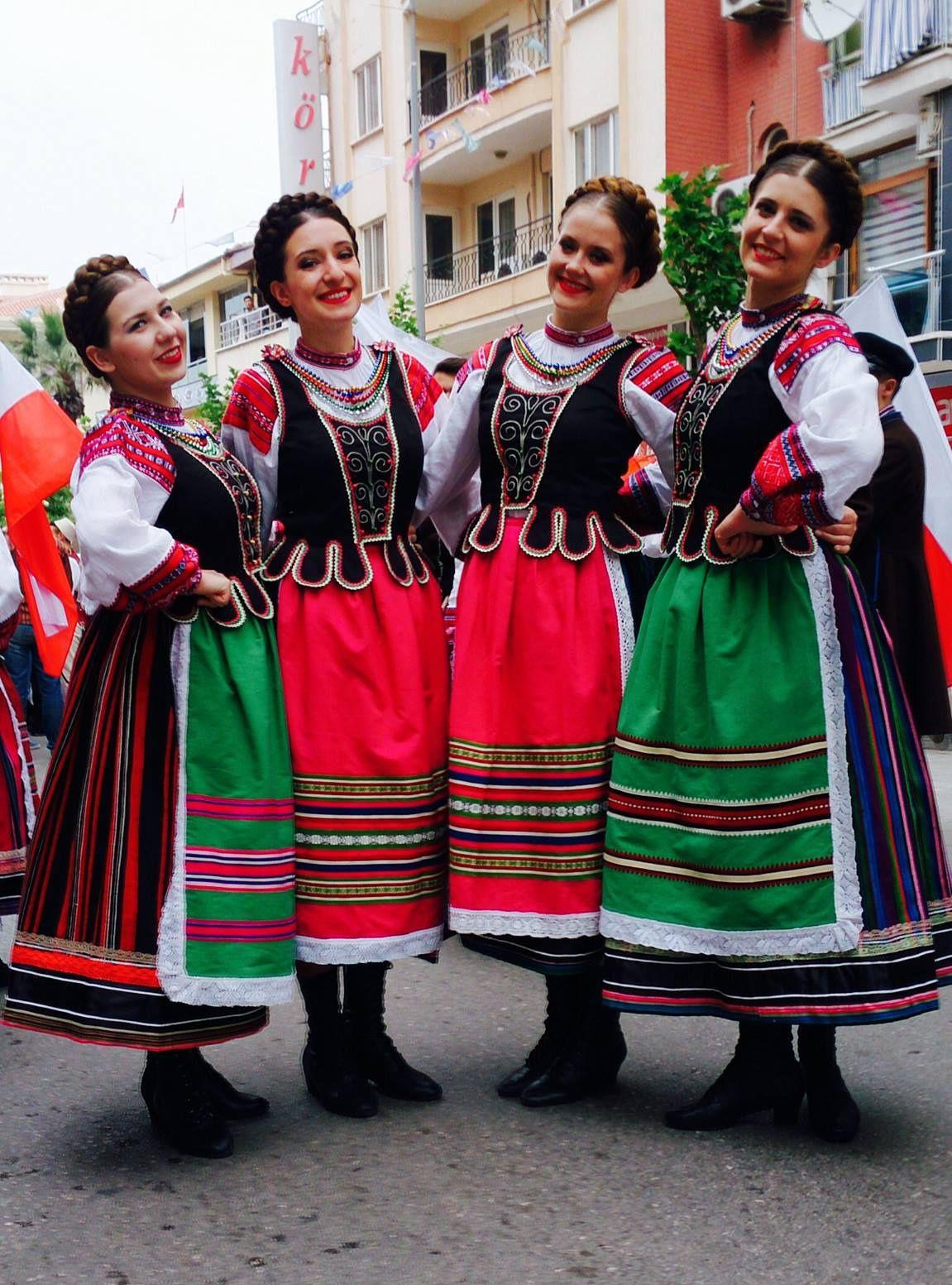 98d9b3b9477b67 Polish Folk Costumes / Polskie stroje ludowe : Photo   Poland in ...