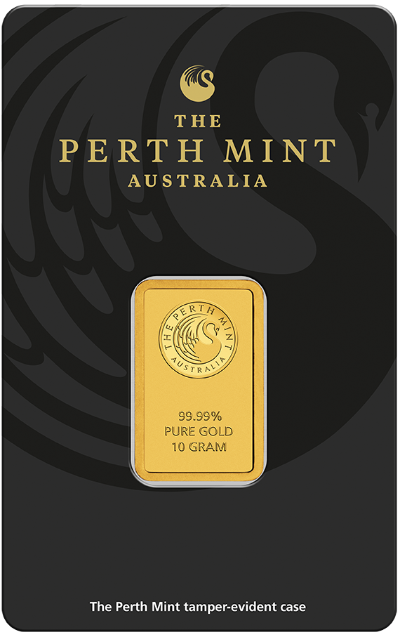 Buy 10g Gold Bullion Bars Online The Perth Mint Bullion In 2020 Gold Bullion Bars Gold Bullion Gold Bar