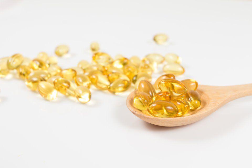 California Gold Nutrition أوميجا 3 وزيت السمك الممتاز و 100 كبسولة هلامية جيلاتينية سمكية Fish Oil Nutrition Gelatin