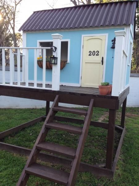 Playhouse   Do It Yourself Home Projects from Ana White ...