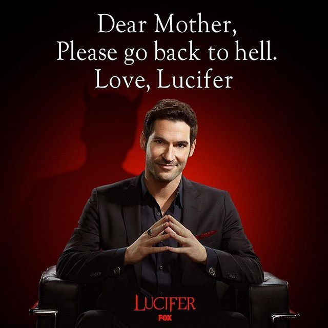 Lucifer Episode 2: Hootsuite 26 Days Loading Till Lucifer Season 2 Who Is