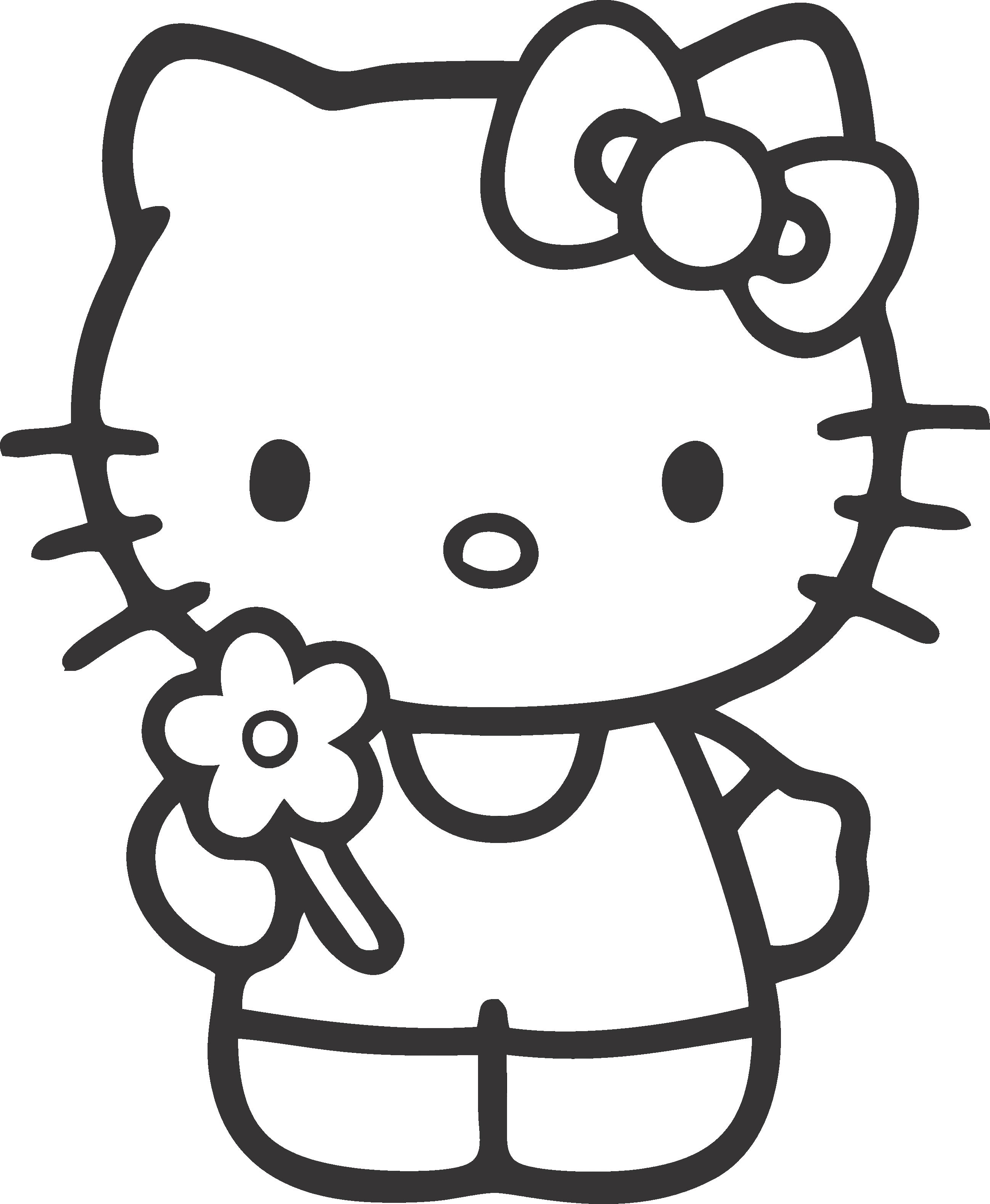 Hello Kitty 10   สมุดระบายสี, กระดาษระบายสี, การออกแบบโปสเตอร์