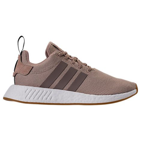 ADIDAS ORIGINALS MEN'S NMD R2 CASUAL SHOES, BROWN. #adidasoriginals #shoes #