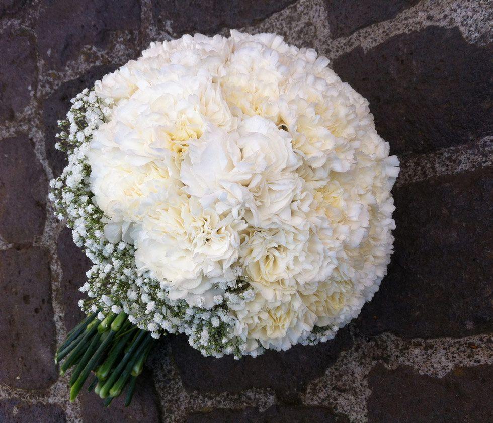 Nelken Brautstrauss Google Suche Flowers Wedding Bouquets
