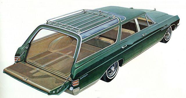 1966 Buick Sportswagon Buick Station Wagon Sports Wagon