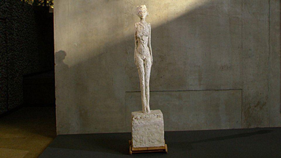 "Alberto Giacometti: ""Frau auf dem Wagen"" - Lehmbruck Museum, Duisburg - Kunst - Kultur - WDR"