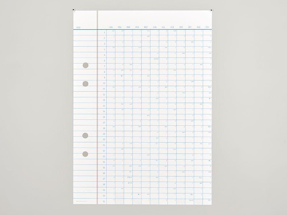 2017 Planificador de papel de escritura | Papermoon | Pinterest ...