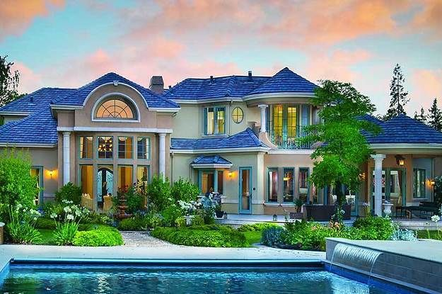 Design Your Dream House, And We Will Reveal What Country You Should