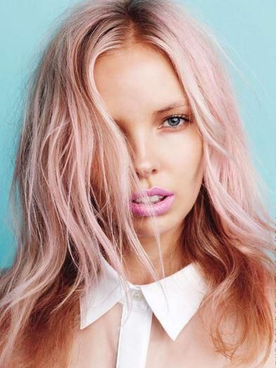 Rose-Gold Hair Color Options - Killerstrands Hair Clinic - 9 | Hair ...