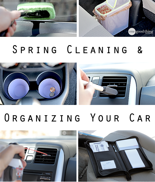 17 Of The Best Cleaning Hacks For Your Car