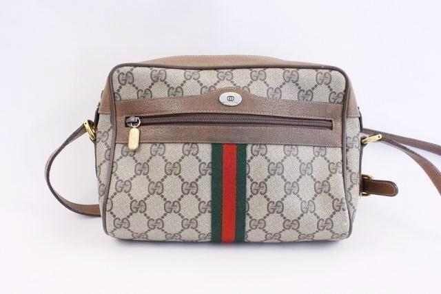 a9b1678f3300d4 Vintage GUCCI Ophidia GG Supreme Bag | GUCCI VINTAGE & CURRENT ...