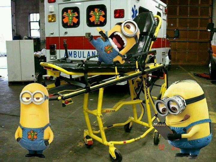 Minion Ambulance  Minions    Ambulance